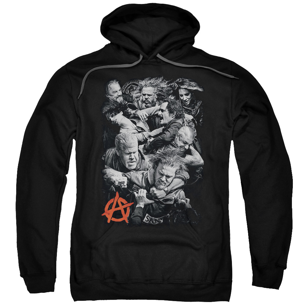 2Bhip Sons Of Anarchy TV Series Group B Group Fight Logo ...