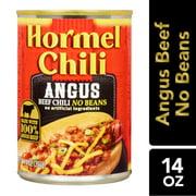 Hormel Hormel Angus Chili No Beans 14 Oz