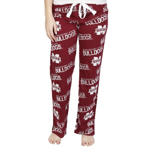 NCAA Mississippi State Forerunner Ladies' AOP Knit Pant