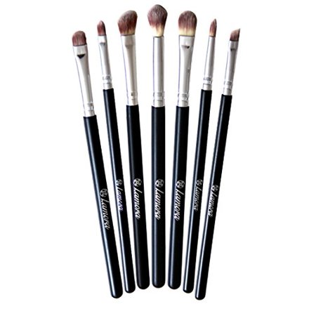 Premium Eye Makeup Brush Set Perfect For Applying Shading Blending Products