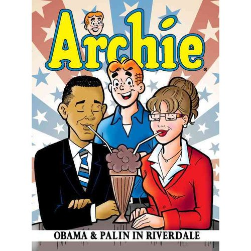 Archie 14: Obama & Palin in Riverdale