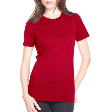 Napoli Away Shirt - Next Level Womens Tear Away Crewneck T-Shirt, Pack of 12