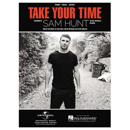 Take Your Time Sheet Music - eBook