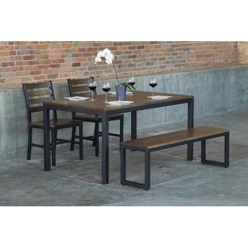 Elan Furniture Loft 4 Piece Dining Set