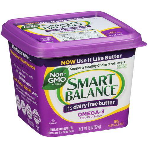 Smart Balance Omega-3 EPA/DHA & ALA Buttery Spread, 15 oz