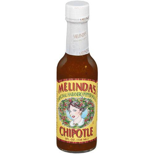 Melinda's Original Habanero Pepper Sauce: Chipotle Sauce, 5 fl oz by Various