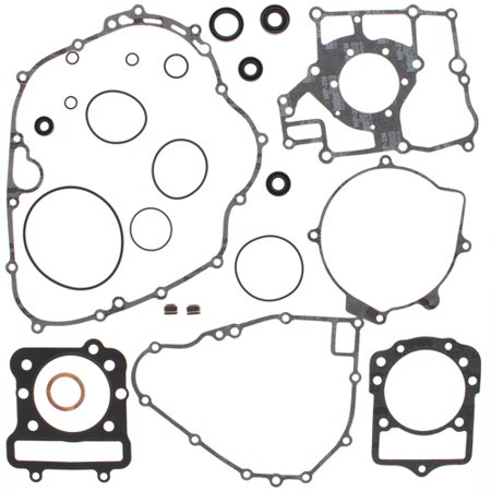 New Vertex Gasket Set with Oil Seals (811871) for Kawasaki