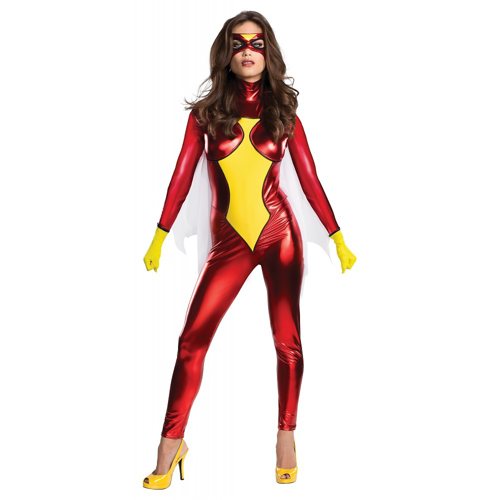 Spider Woman Adult Costume - Small