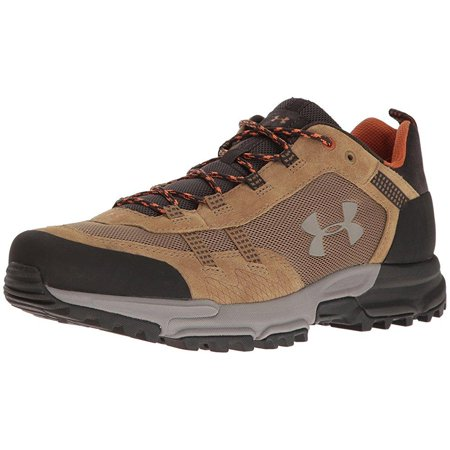 327774f6ccc under armour men's post canyon low hiking boots cross-trainer shoe,  saddle/cannon, 11.5 d us