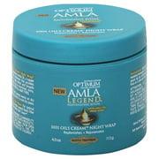 Optimum Amla Legend 1001 Oils Cream Night Hair Treatment, 4 oz