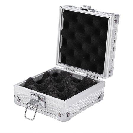 dilwe tattoo machine gun case aluminum box carrying storage