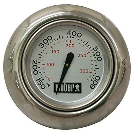 Weber Spirit Thermometer and Bezel