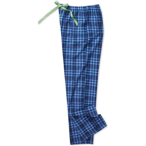 Women's Plaid Pajama Pants - Walmart.com