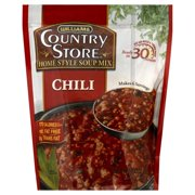 Williams® Country Store® Chili Home Style Soup Mix 9.37 oz. Pouch