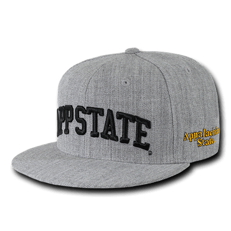- NCAA Appalachian State University Mountaineers Game Day Snapback Caps Hats