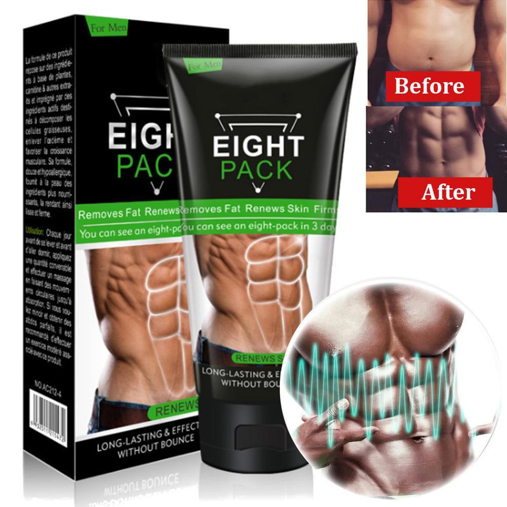 Garosa Fat Burning Cream Abdominal Muscle Cream Cellulite Removal Cream Fat Burner Weight Loss Slimming Creams Leg Body Waist Effective Anti