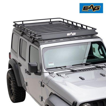 EAG 2018-2019 Jeep Wrangler JL 4 Door Roof Rack Full