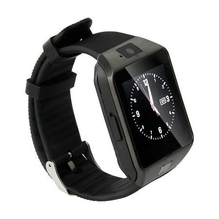 Techcomm Gv18 Bluetooth And Gsm Unlocked Smart Watch With Camera