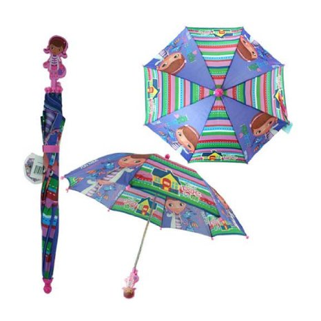 Doc McStuffins Molded Handle Umbrella