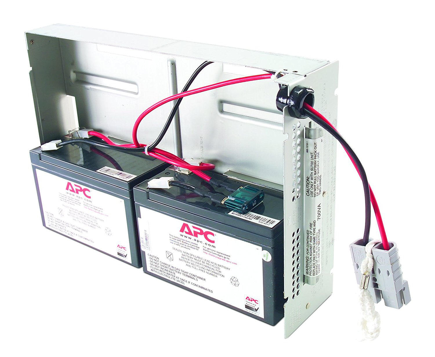 Apc Replacement Battery Cartridge 22 Ups Lead Acid Wiring Diagram