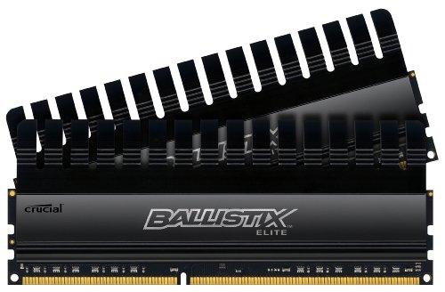 Crucial Ballistix Elite 16GB Kit (8GBx2) DDR3 1866 (PC3-14900) UDIMM - BLE2KIT8G3D1869DE1TX0 / BLE2CP8G3D1869DE1TX0