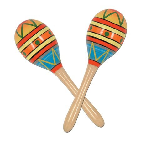 Party Maracas (Fiesta Fun Party Maracas)