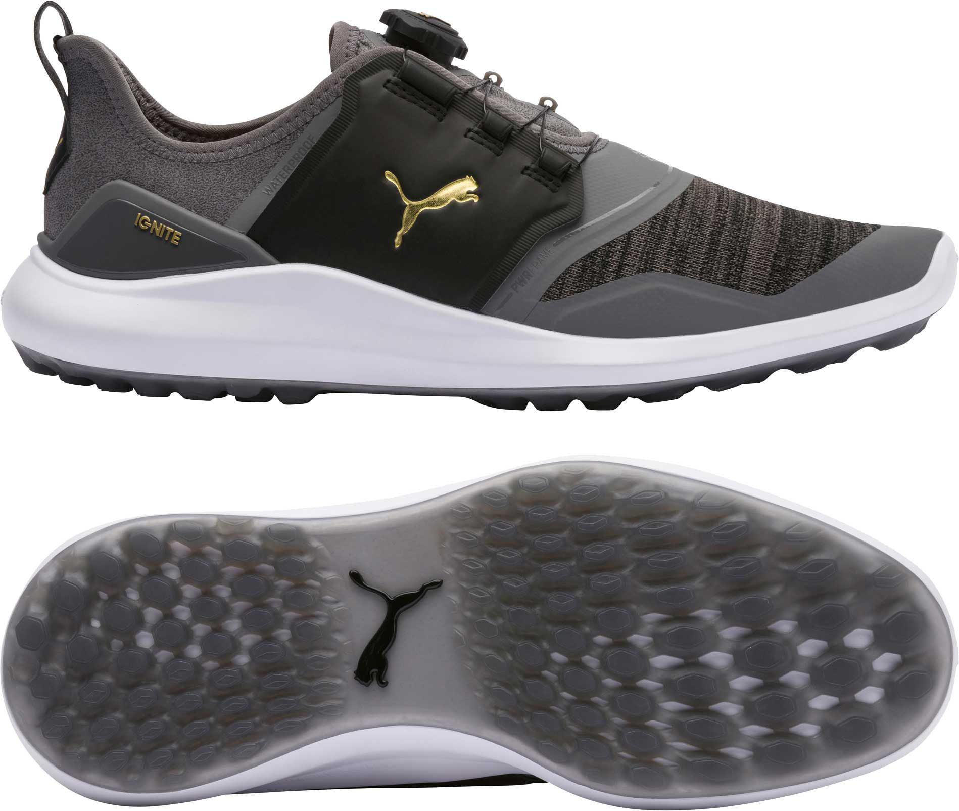 PUMA - PUMA Men's IGNITE NXT DISC Golf Shoes - Walmart.com ...