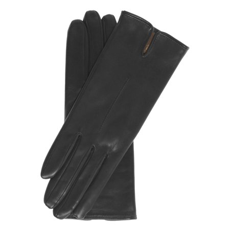 4def5d5a83a2b Fratelli Orsini Everyday - Fratelli Orsini Everyday Women's Italian Silk/Cashmere  Lined Leather Gloves - Walmart.com