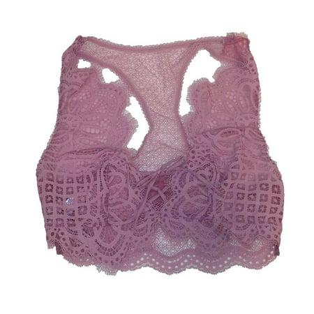 Victoria's Secret Halloween Sports Bra (Victoria's Secret Dream Angels Bralette Racerback Lace Unlined)