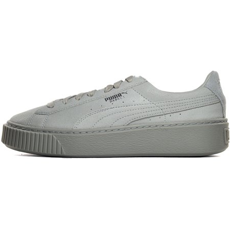 info for 101e8 70e11 PUMA - Puma Basket Reset Women's Platform Creeper Sneakers Shoes -  Walmart.com