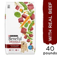 Purina Beneful Originals With Real Beef Adult Dry Dog Food (Various Sizes)
