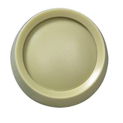 Leviton Trimatron Rotary Knobs with Metal Insert - Ivory