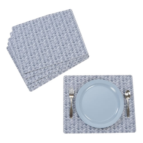 Mealtime Placemats (Set of 6) by None