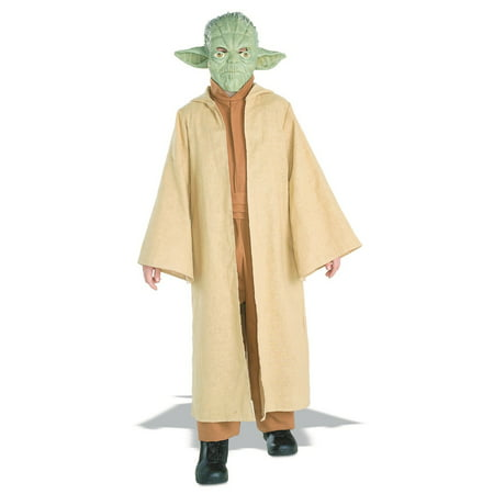 Star Wars Boys Deluxe Yoda Halloween Costume