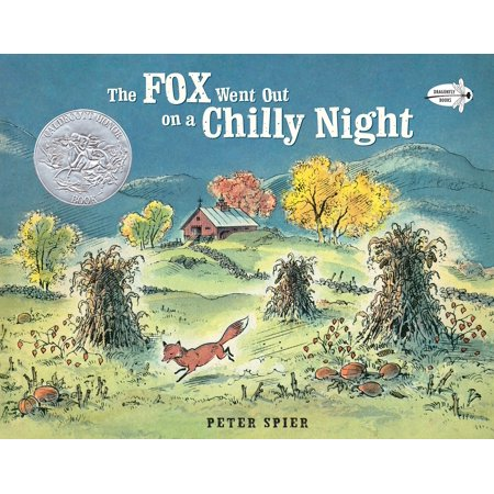 Fox Went Out on a Chilly Night: An Old Song (Paperback)](Old School Halloween Songs)