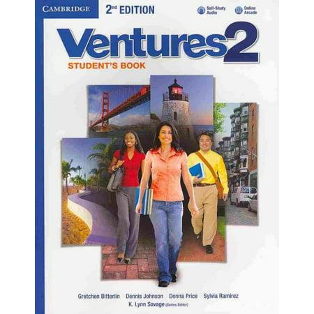 Ventures Level 2 Student's Book ()