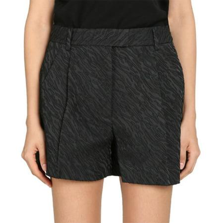 - 3 1 Phillip Lim Black Cuffed Bermuda Shorts 8