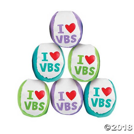 I Love VBS Kickballs (Vbs Programs)
