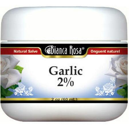 Garlic 2  Salve  2 Oz  Zin  520276