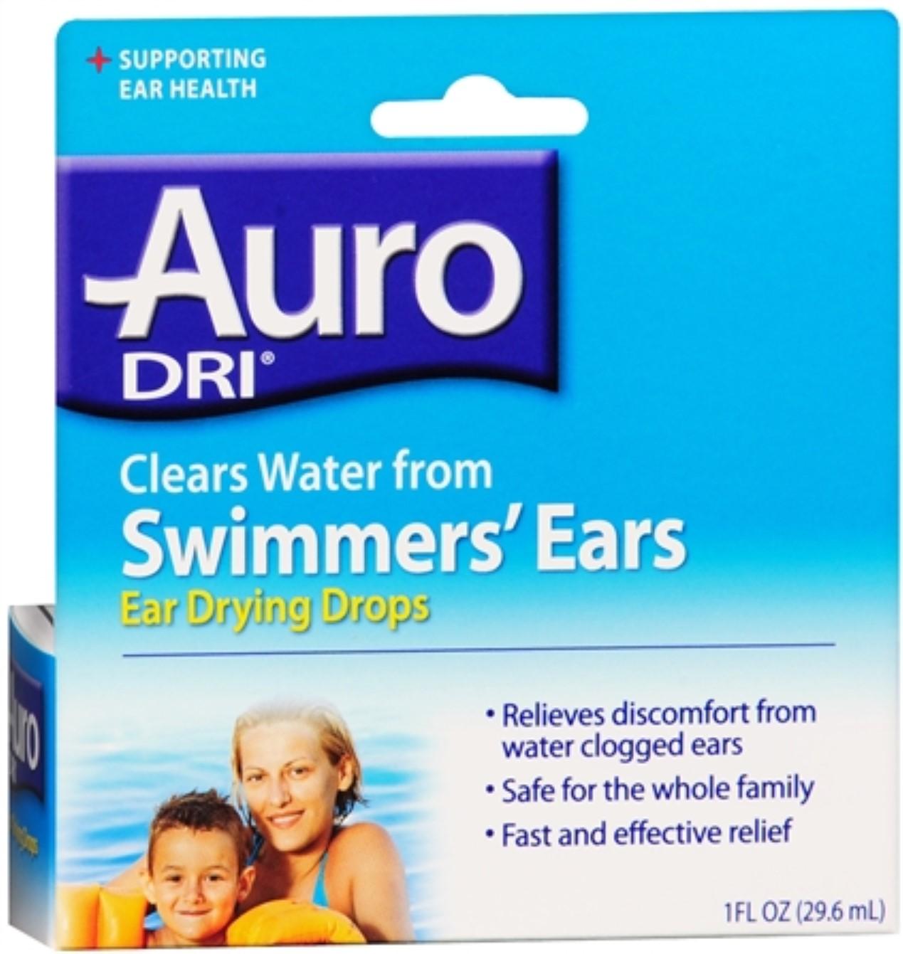 Auro-Dri Ear Water-Drying Aid 1 oz (Pack of 3)