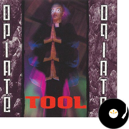 Message Heavy Duty Vinyl - Opiate (Vinyl)