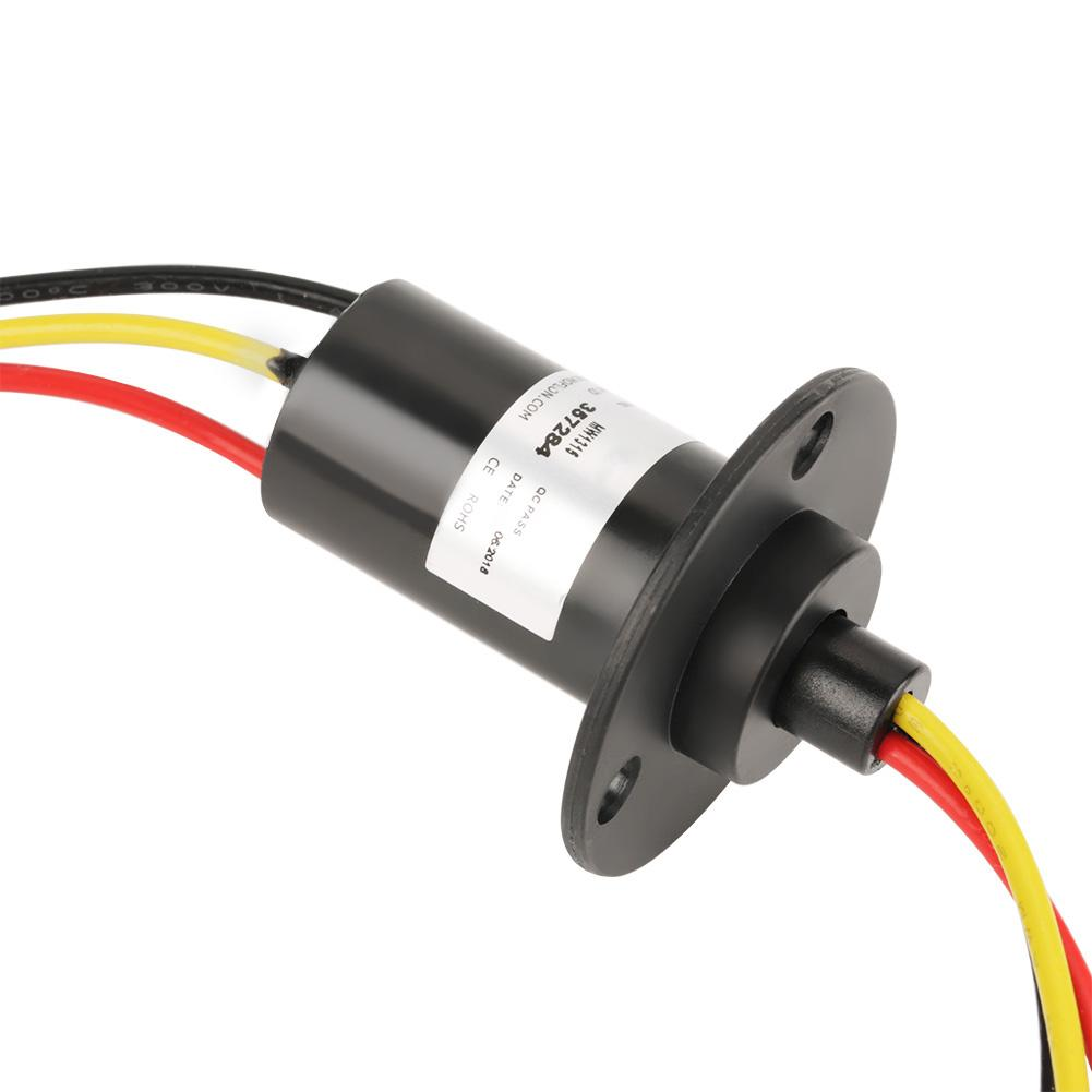 Liineparalle Wind Generator Current Slip Ring 6 Wire Conductor 30A Accessory