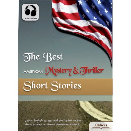 The Best American Mystery & Thriller Short Stories -