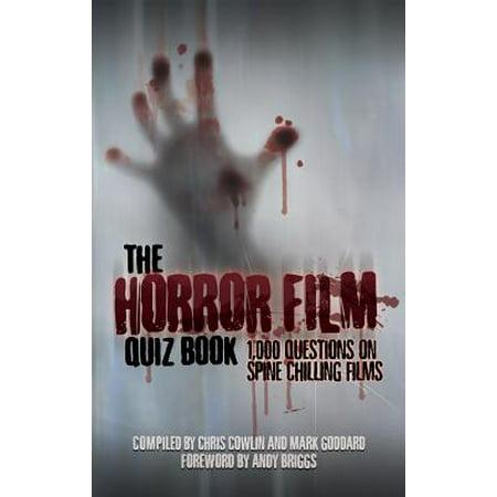 The Horror Film Quiz Book - eBook](Halloween Horror Nights Quiz)