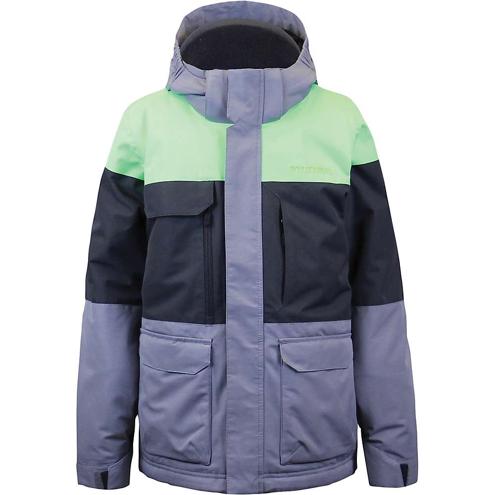 Boulder Gear Boys' Mammoth Jacket