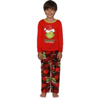 "Dr. Seuss ""The Grinch"" Matching Family Pajama Sets, Men, Size: Small"
