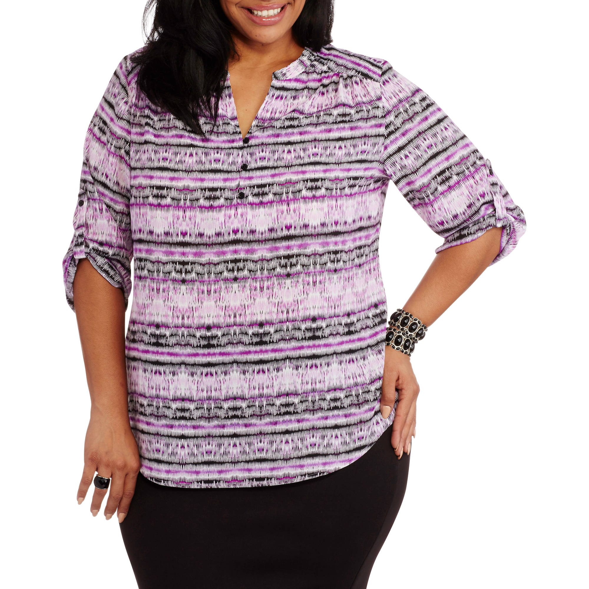Walmart clothes for womens plus sizes