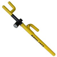 The Club Steering Wheel Lock, Yellow