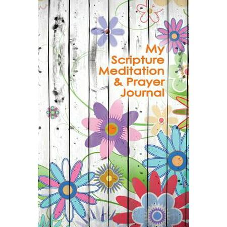 Scripture Meditation & Prayer Journal (for Girls)
