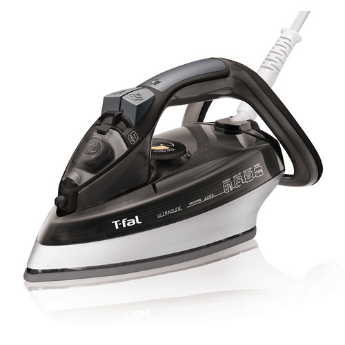 T-fal UltraGlide Easycord Iron, Black, FV4495